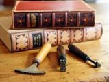 Muzeum a knihařská dílna Jendy Rajmana v Rožďalovicích