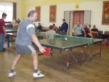 Fotografie z galerie Turnaj ve stolním tenise - prosinec 2006